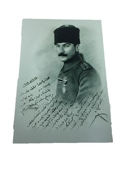 Atatürk Canvas Baskı Tablo