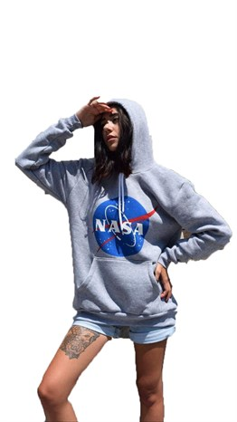 Nasa Sweatshirtleri