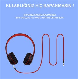 P47 wireless kulaklık