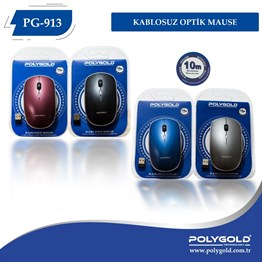 PG-913 Kablosuz Optik Mouse